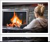 Fireplace insert installation in Seattle, WA