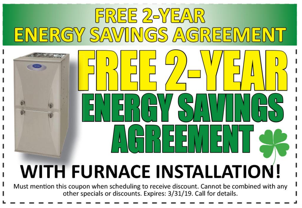 Furnace Installation Energy Savings Seattle