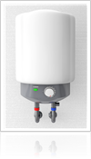 Tankless water heater by Olson Energy Service